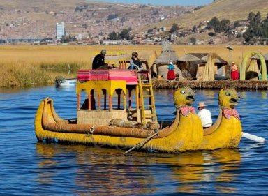 Isla de los Uros Full Day